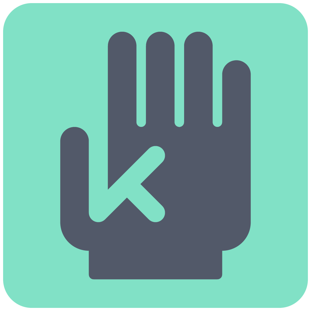 Kotive logo - square icon