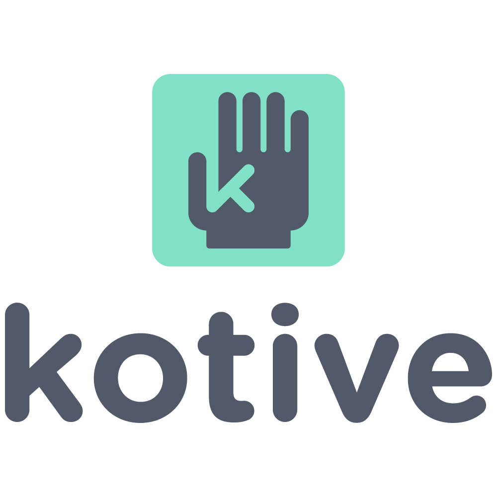 Kotive logo - square