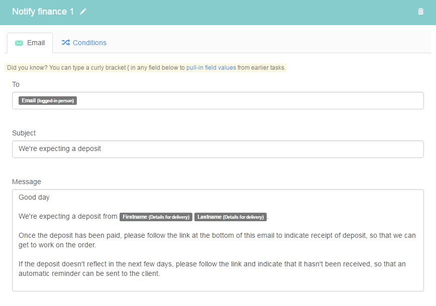 Online ordering taskflow | Kotive
